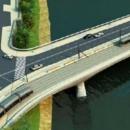Doublement du Pont de la Porte de France