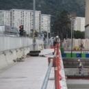 Elargissement du Pont René Coty - Photo RAZEL-BEC