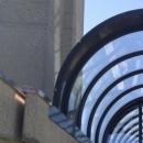 Tunnel de verre