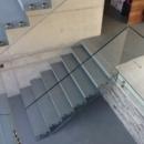 Escalier en encorbellement